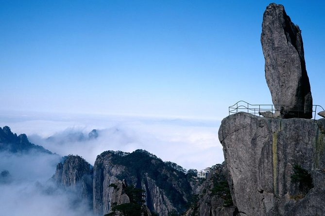 No Shopping Huangshan Mini Group Day Tour Including Cable Car