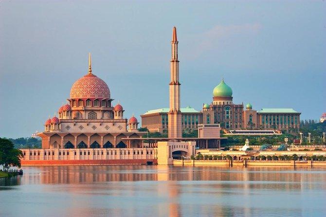Kuala Lumpur International Airport To Malacca EN-ROUTE Putrajaya City Tour