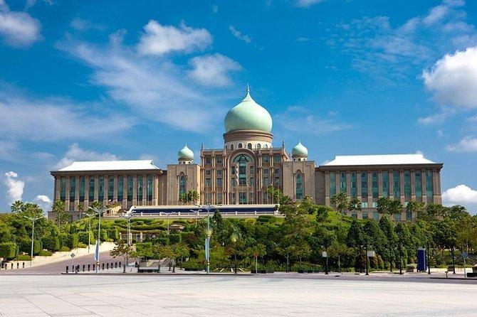 Kuala Lumpur Airport To Malacca City EN-ROUTE Putrajaya City Tour