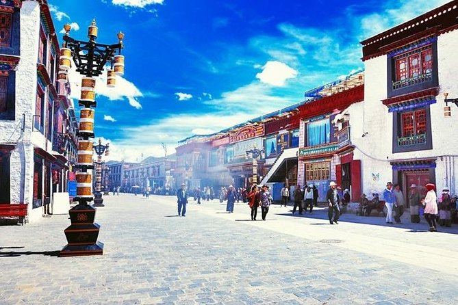 Lhasa-Gyantse-Shigatse 6 Days Tour photo 3