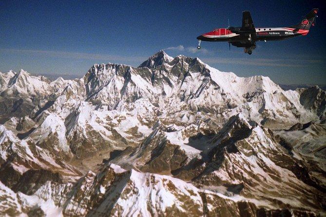 Everest Experience - Über den Himalaya fliegen