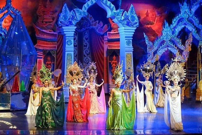 Pattaya Tiffany's Show VIP Seat