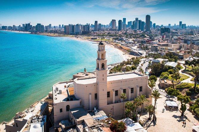 Tel Aviv Modern Day Tour plus Levinsky Market