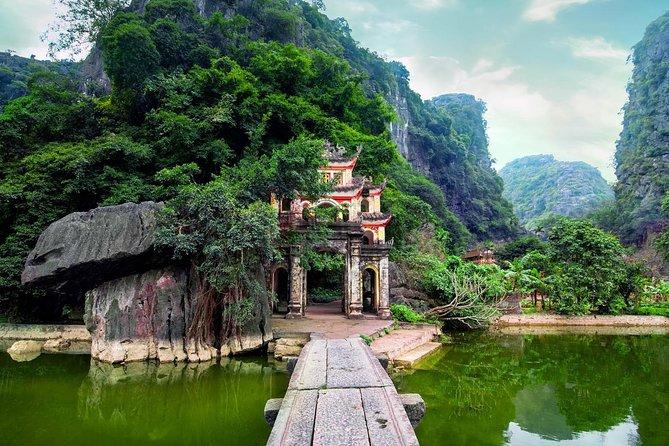 Exploring Hoa Lu - Tam Coc in Ninh Binh - Full Day