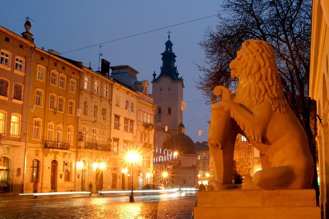 "Walking tour ""Discover Lviv"""