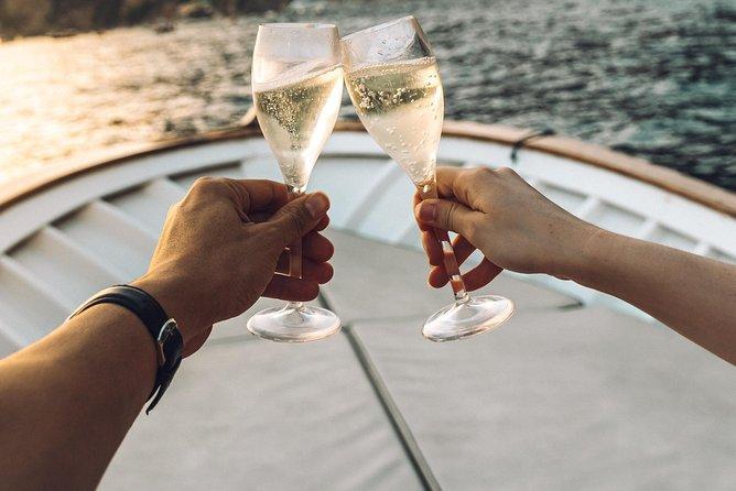 Sunset Cruise from Positano