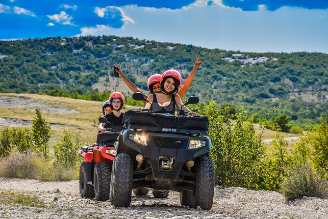 ATV Mountain tour with picnic - from Split