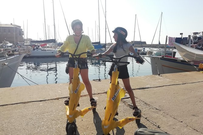Chania Old Town Trikke Tour- A Journey through the Centuries photo 2