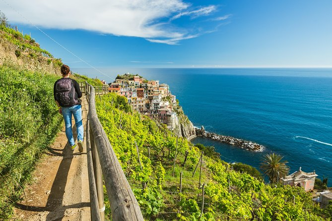 All Five Cinque Terre Villages & 2hrs Hiking Adventure: Day Trip from Florence photo 1