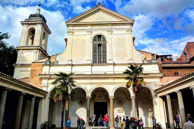 Private Tour - St. Clemente and the Oratory of St. Silvestro
