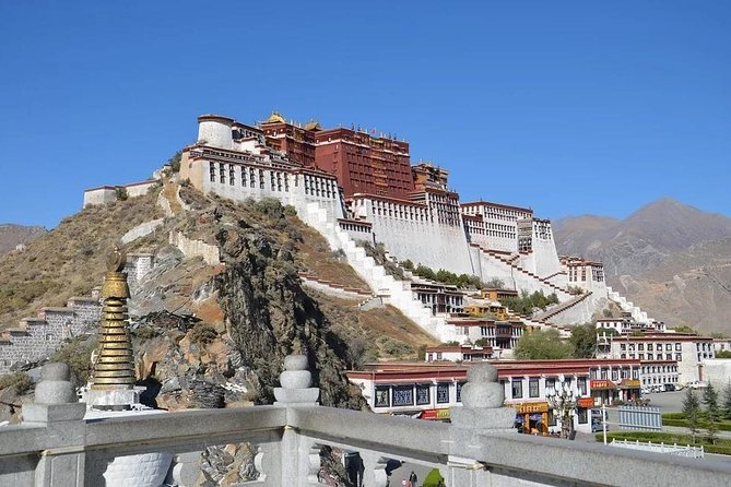 Lhasa and Yamdrok Lake 5 Days Tour photo 6