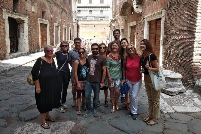Private Tour - Museum of the Imperial Forums in the Trajan Markets