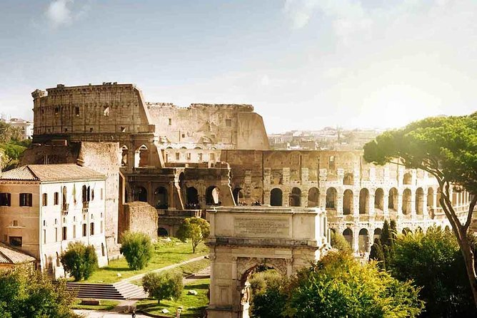 Private Tour of Rome in a Day
