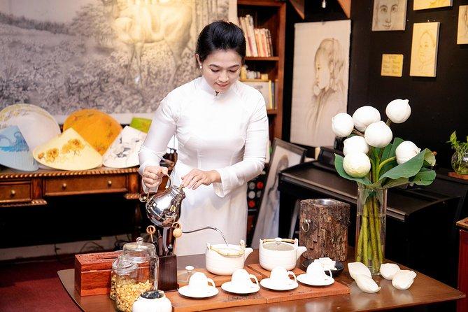 Tea & Coffee Experience