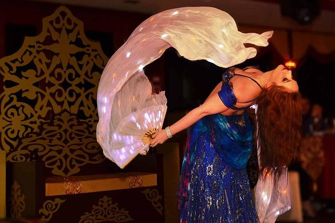 Turkish Night – Bosphorus Dinner Cruise With Dance Shows