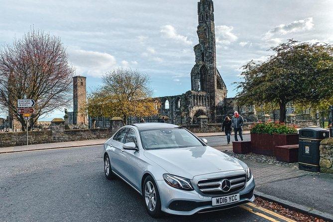 St Andrews Private Premium Tour With Chauffeur