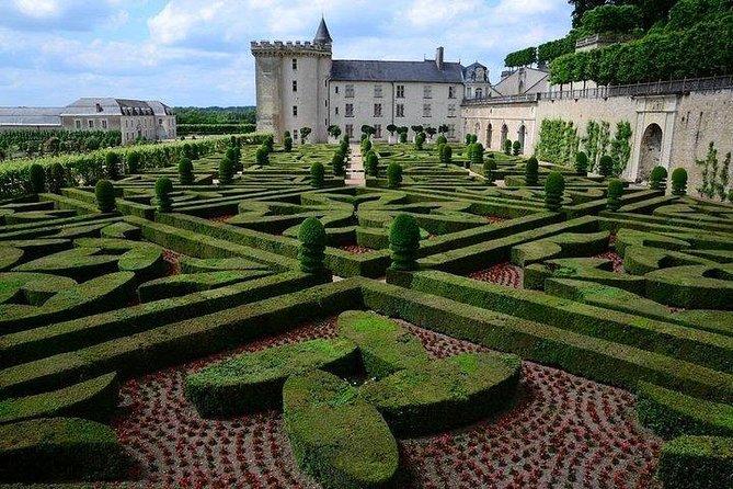 Loire Valley Castles & Panda Zoo, 2-Day Private tour from Paris Train & Minivan
