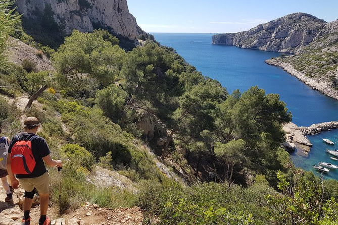 Calanques National Park Guided Hiking Tour