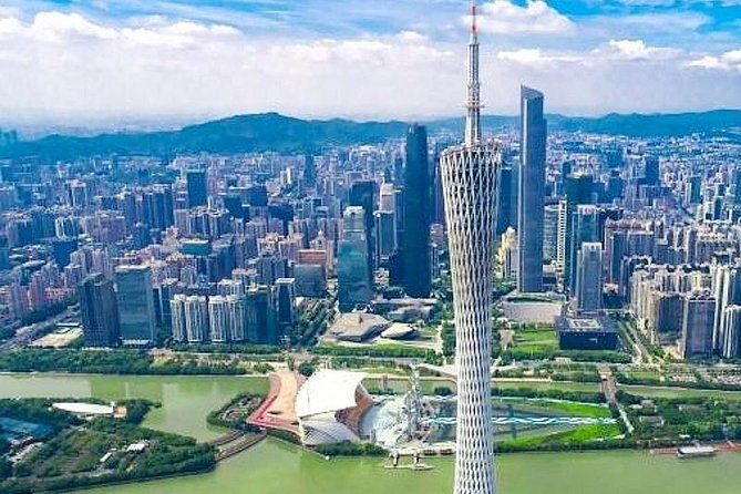 Private flexible Guangzhou City Sightseeing Tour with Dim-Sum Tasting