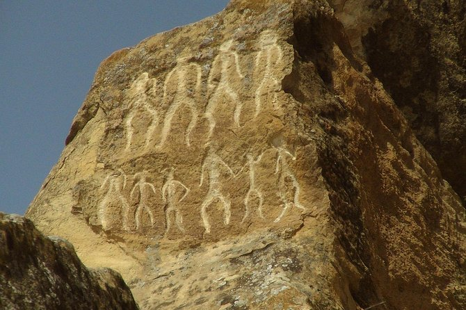 Half Day Gobustan & Mud Volcanoes Private Tour