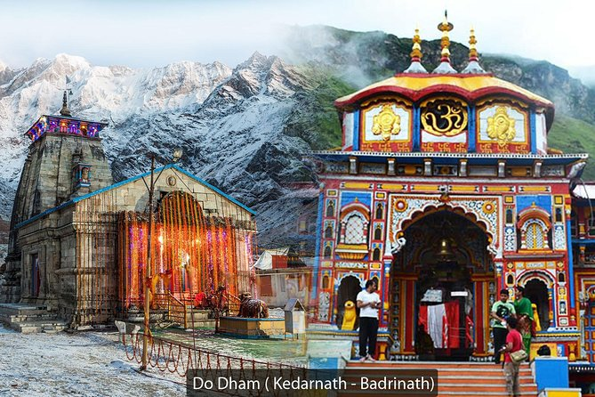 Do Dham Kedarnath, Badrinath Yatra Package from Haridwar photo 1