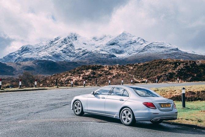 Scottish Highlands Private Premium Tour With Chauffeur