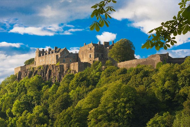 Stirling And Loch Lomond Private Premium Day Tour With Chauffeur