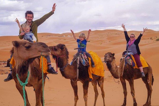 Marrakech to Fes 3 Day Desert tour