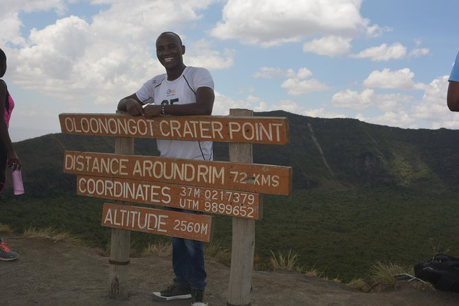 One day Mt. Longonot hike