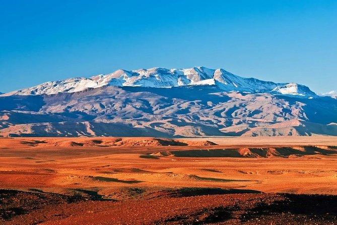 Quad Biking Tour in Agafay Desert & Lake Takerkoust from Marrakech