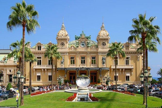 Eze, Monaco & Monte-Carlo Half Day Private Tour