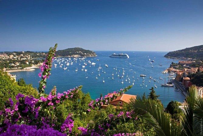 Monaco Shore Excursion to Nice, Eze, Monaco & Monte-Carlo Full Day Tour