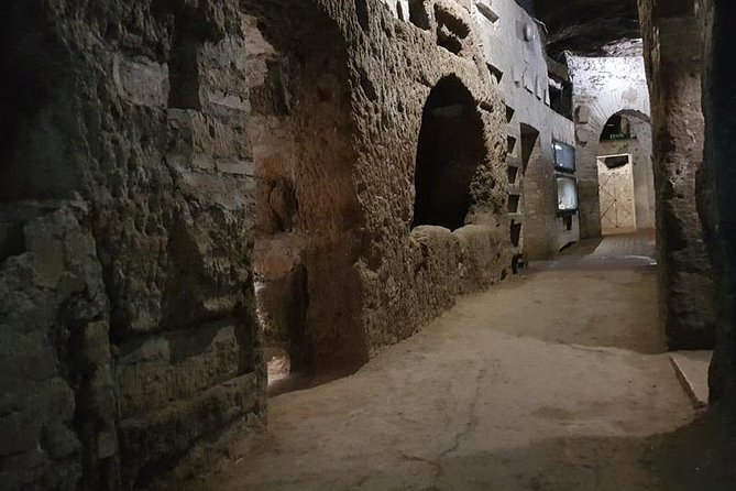 The Appian Catacombs & Private Enchanting Rome City Experience photo 9