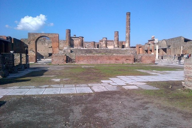 Pompeii Skip The Line Two-Hour Private Guided Tour With English-Speaking Guide