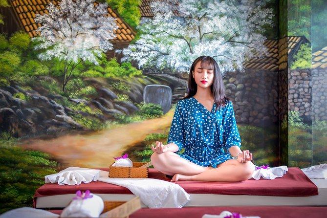 Candle Aroma Style Massage