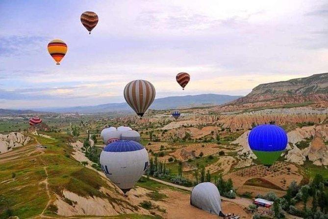 Cappadocia Red Group Tour