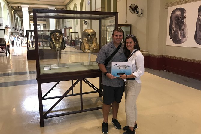 Day Tour To Egyptian Museum And Citadel