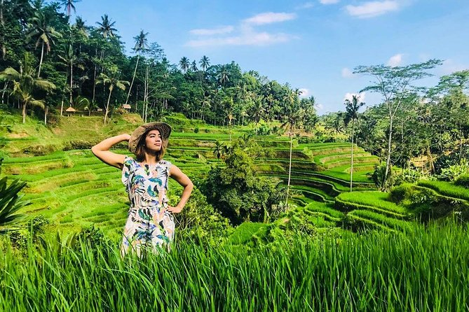 Best Of Ubud : Natural, Traditional and Cultural Combination Trip