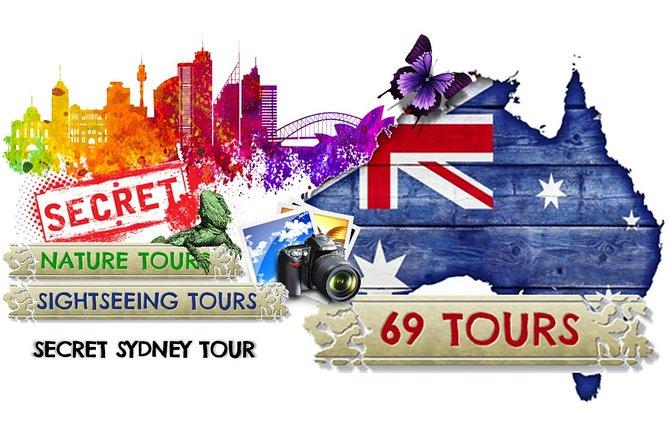 Sydney Secret Tour