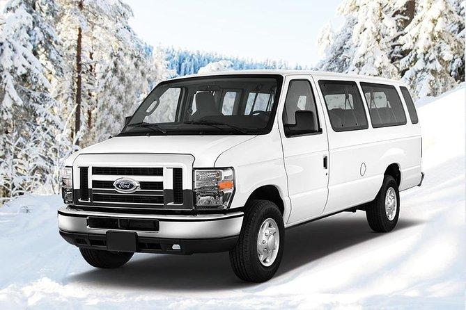 Shuttle Bus to Jacques-Cartier National Park