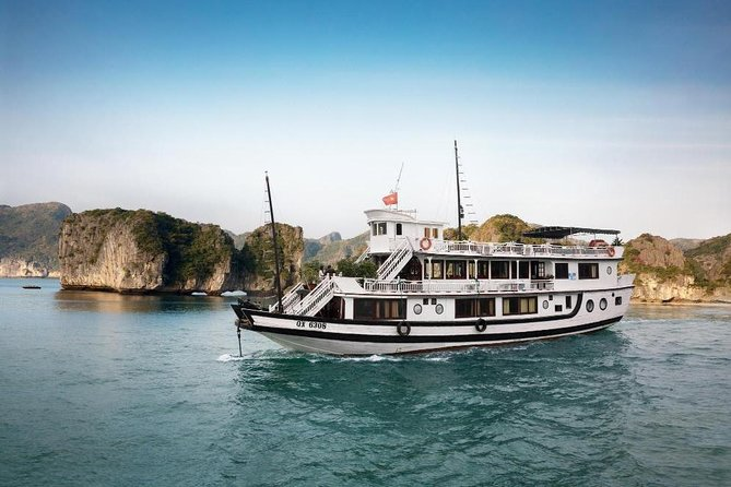 CHARM Cruise 3 star - Ha Long Bay 2 Days 1 Night