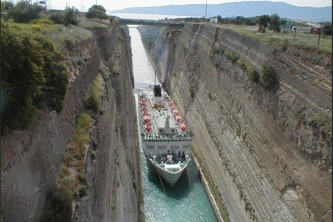 Modern & Ancient Greece Private Full Day Trip :Corinth Canal, Naflpio & Mycenae photo 4