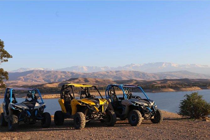 Half day Buggy in Agafay desert