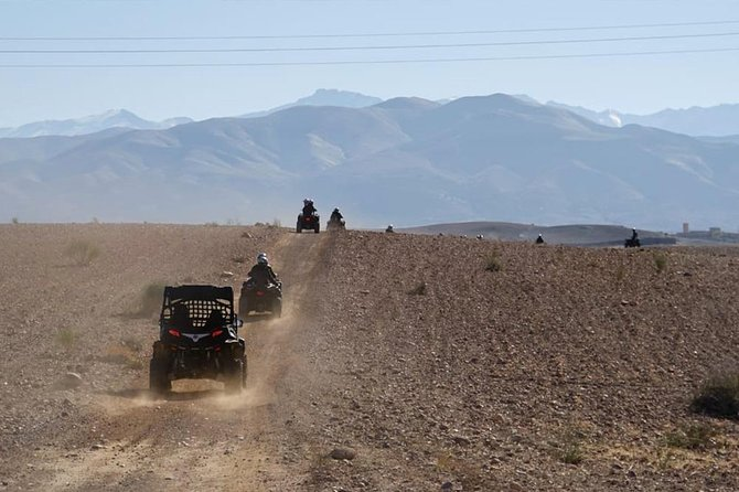 Buggy Ride in the Desert photo 3