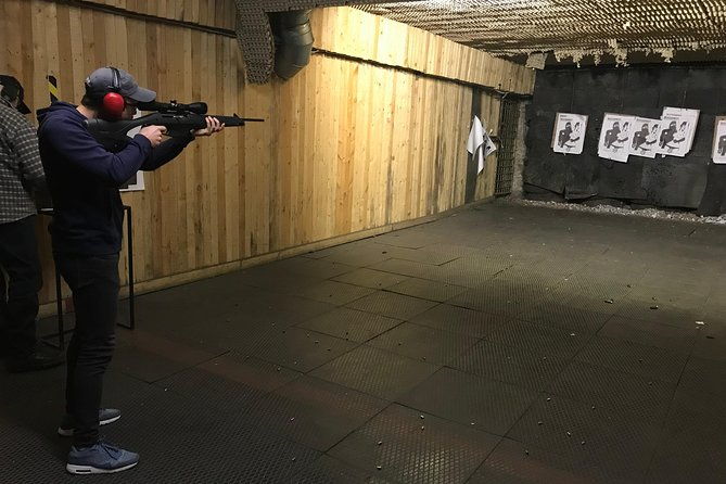 Tallinn Firearms Shooting Basics