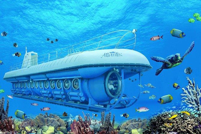 Aruba Atlantis Submarine Expedition