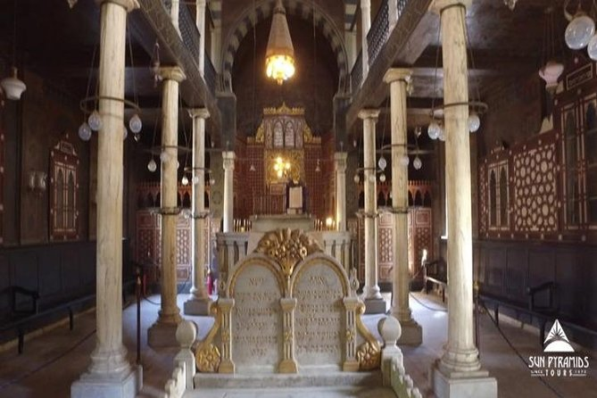 Day Tour To Coptic Cairo, Cave Crash & Virgin Mary Tree photo 3