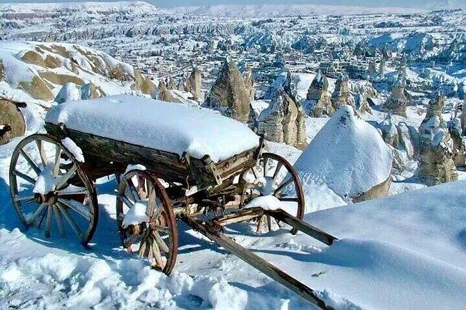 Full Day Small Group Tour in Cappadocia