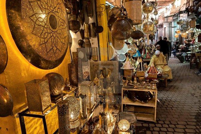 Marrakech private shopping tour