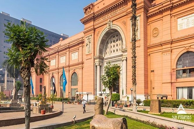 Day Trip To Egyptian Museum, Old Cairo & Bazaar photo 12